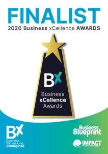 Bx Business xCellence Awards Finalist 2020