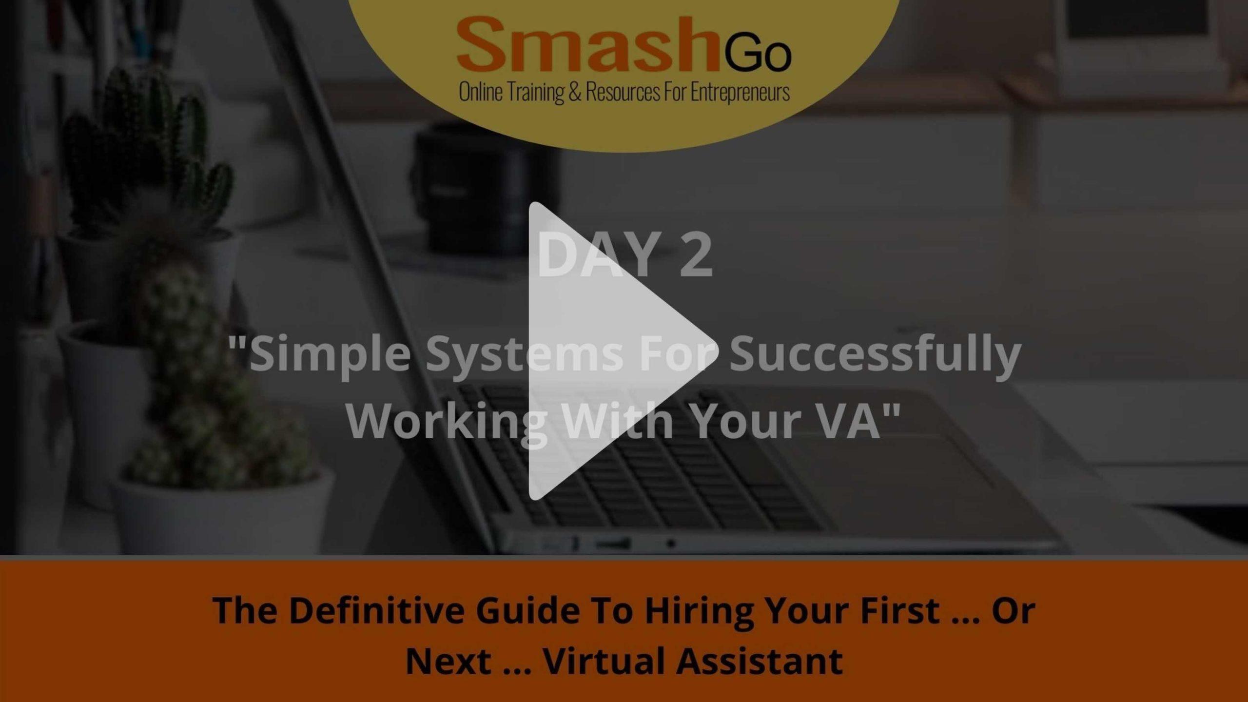 VA Mini-Course Video Module #2